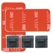 Cable Clips & Sticky Pads